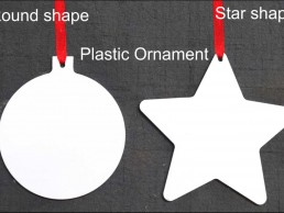 Ornaments for Christmas Shop