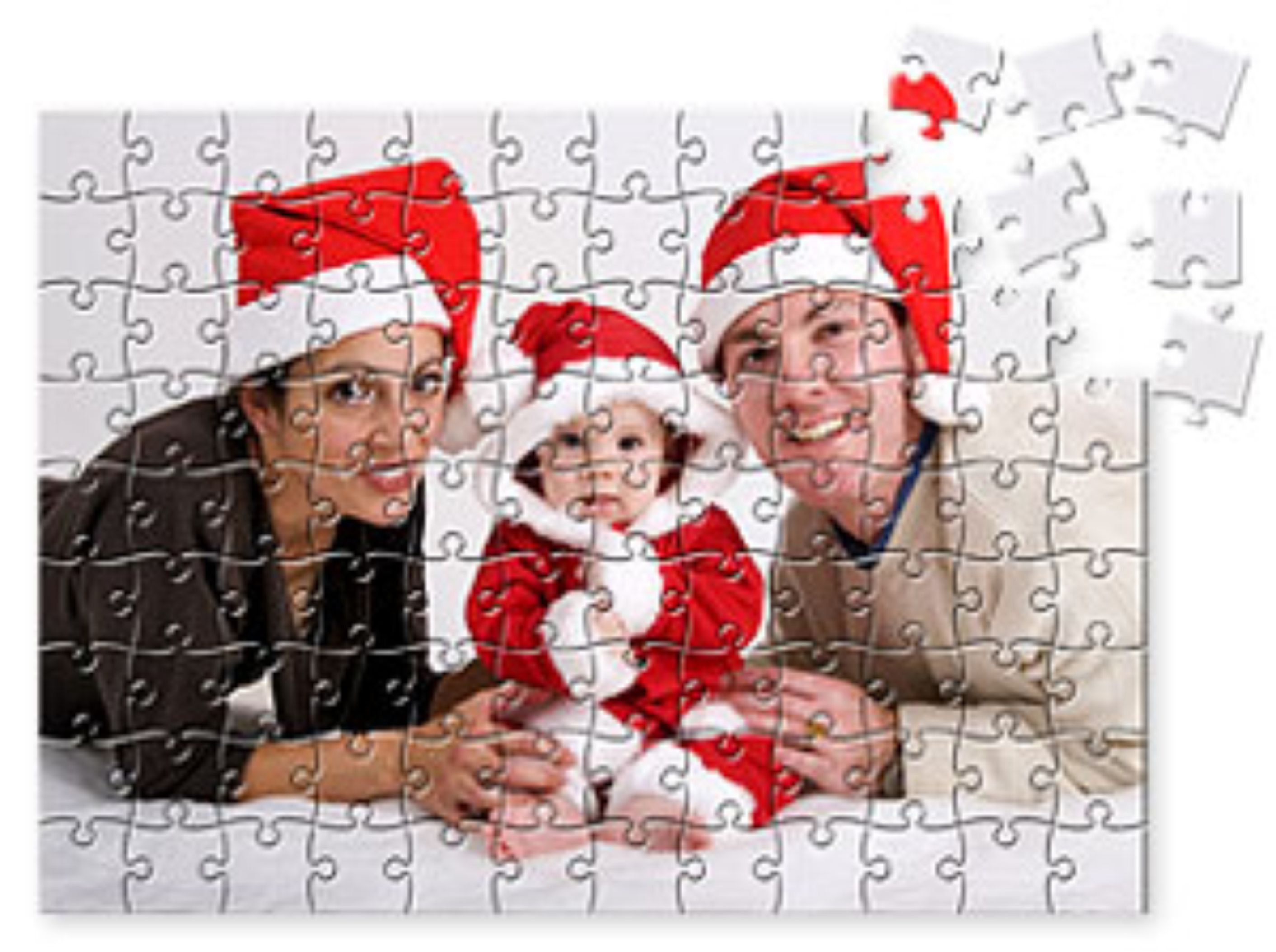 300 pieces photo puzzle customize nation